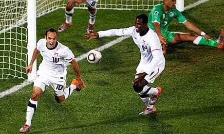 Landon Donovan 2010 World Cup