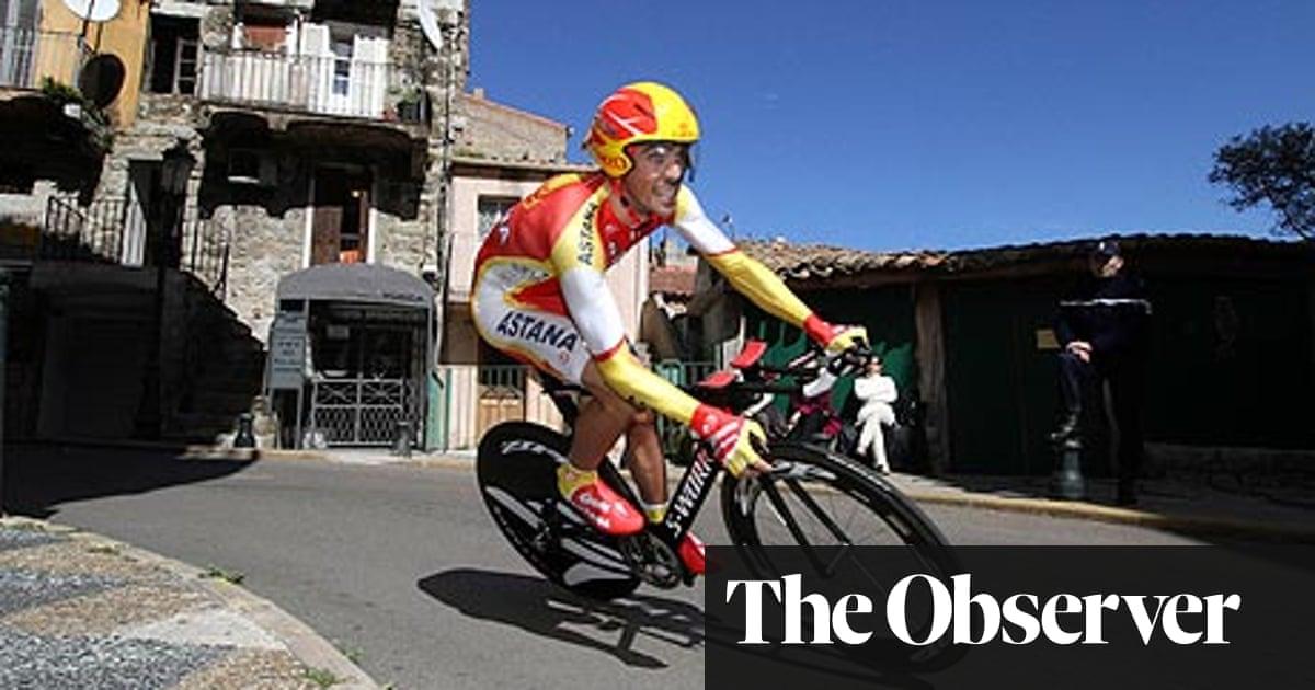 Alberto Contador Is Employing Stealth To Join The Tour De