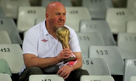 england fan dejected