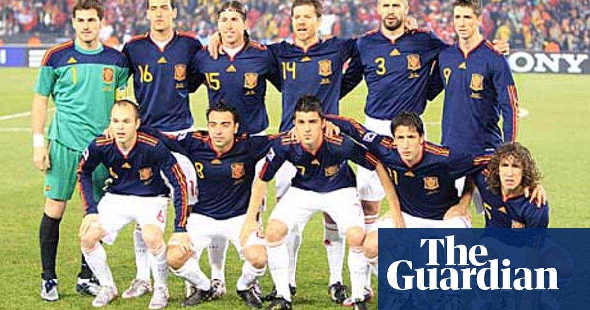 World Cup special: part seven – Are Spain the most one-club-reliant