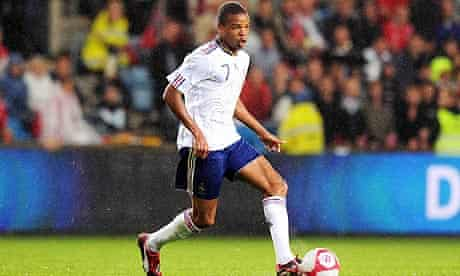 Nice and France striker Loic Remy