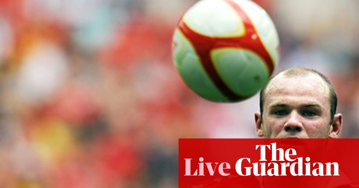 Everton v Manchester United - live! | Football | The Guardian