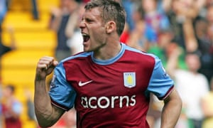City and Villa finally agree James Milner deal