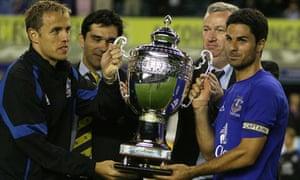 Soccer - Pre Season Friendly - Everton v Everton Chile - Goodison Park