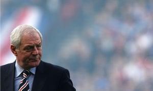 Walter Smith Scottish Premier League restructuring