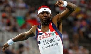 Phillips Idowu, triple jumper