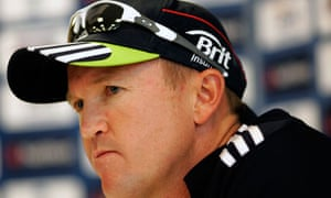 Andy Flower, England coach