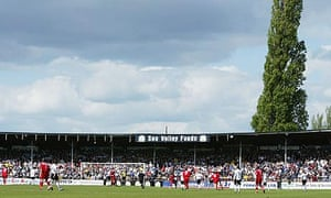 Hereford United v Aldershot