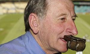 Bill Lawry, cricket commentator