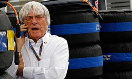 Bernie Ecclestone has written to the Mayor of Rome to tell him the city will not get its own GP