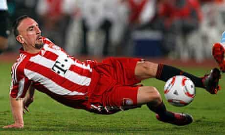 Franck Ribery and Bayern Munich