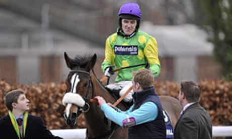 Kauto Star after the King George VI Chase