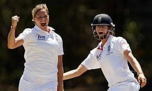 Katherine Brunt, England women, Ashes