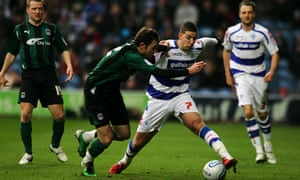 Adel Taarabt, right, was the inspiration behind QPR's 2-1 win over Coventry City at Loftus Road.