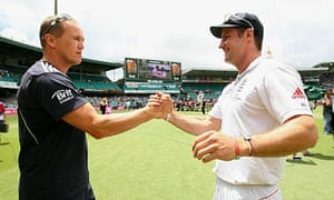 andy flower andrew strauss