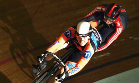 British National Cycling Track Championships - Day Four