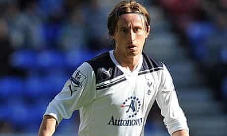 Soccer - Luka Modric Filer