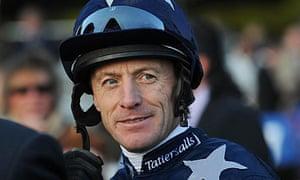 The jockey Kieren Fallon