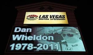 Dan Wheldon remembered