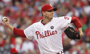 Philadelphia Phillies Roy Halladay
