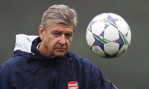 Arsenal's manager, Arsène Wenger, admits being shocked by Manchester City's recent financial losses
