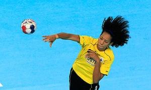 Angola Great Britain Handball