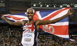 Sports Personality: Sports Personality of the Year: Mo Farah