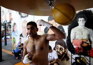 Sports Personality: Sports Personality of the Year: Amir Khan