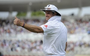 Sports Personality: Sports Personality of the Year: Andrew Strauss