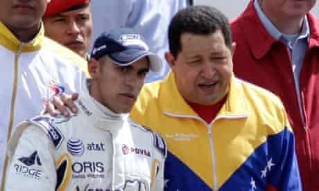 Pastor Maldonado