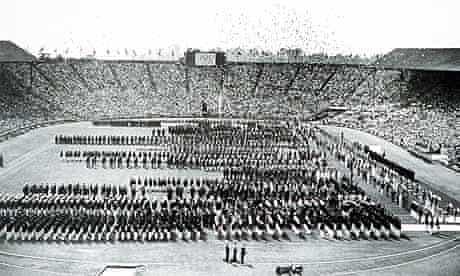 1948 Olympics opening ceremony