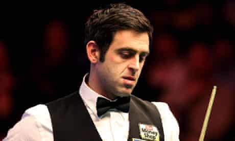 Ronnie O'Sullivan said there is 'more to life' than playing snooker