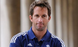 Ben Ainslie believes Britain's Olympic sailors will have an advantage being at home for London 2012