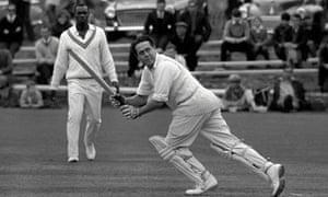 Trevor Bailey, England cricketer
