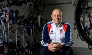 Dave Brailsford cycling