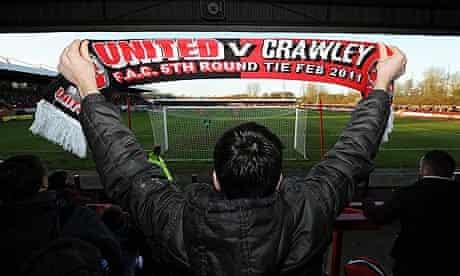 Crawley Town v Wrexham - Blue Square Premier