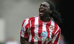 Kenwyne Jones Sunderland Stoke