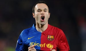 3d4f0ce2b88 Andrés Iniesta knows the value of the Barcelona shirt