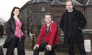 Es Devlin, Kim Gavin, David Arnold