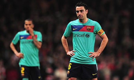 Barcelona S Cool Mint Reveals Sorry Lack Of Taste Football The Guardian