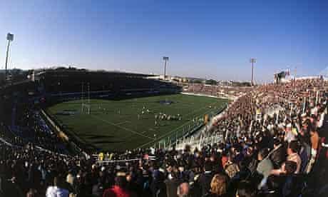Italy's Six Nations venue, Stadio Flaminio