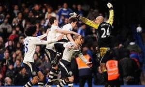 Everton's FA Cup fourth-round replay win at Chelsea came on the same day as three fifth-round ties