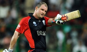 England Andrew Strauss World Cup