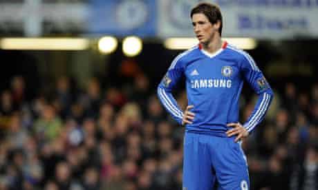 Fernando Torres S Chelsea Debut Brings Back Memories Of Chris Sutton Fernando Torres The Guardian