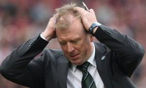 steve mcclaren Wolfsburg