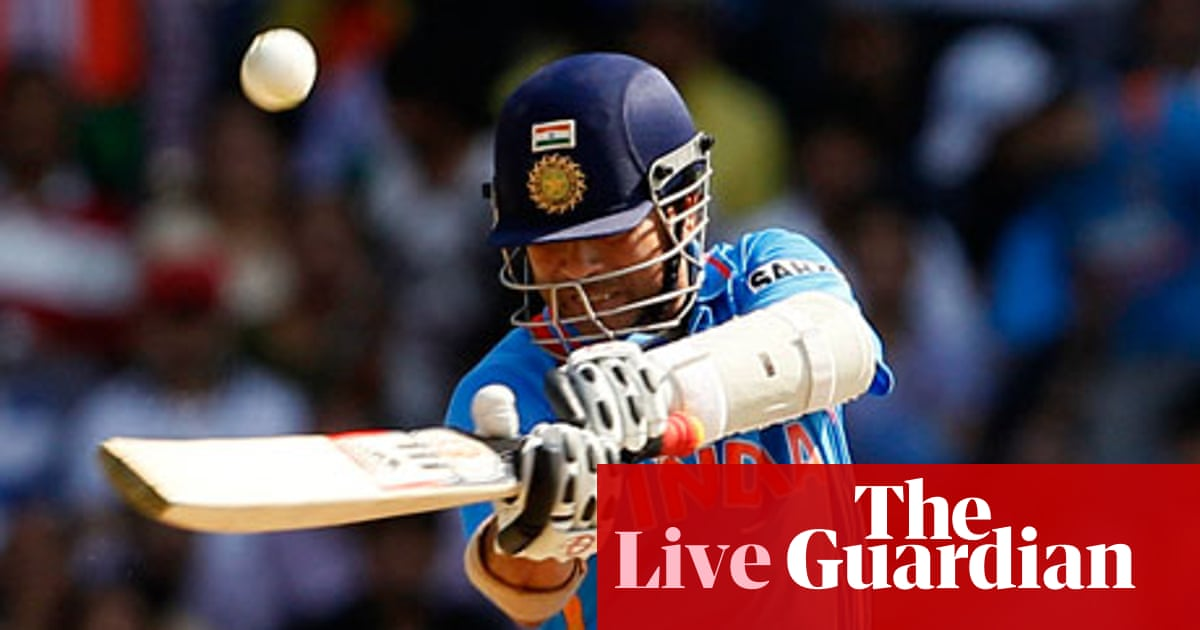 India v South Africa – as it happened | Rob Smyth and Sean Ingle