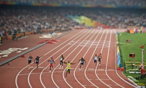 Usain Bolt - Beijing Olympics