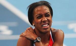 Tiffany Ofili - European Athletics Indoor Championships - Day One