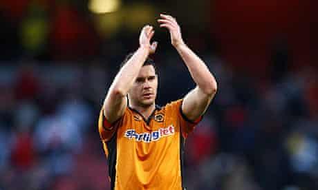 Matt Jarvis, the Wolverhampton Wanderers winger