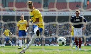 Neymar - Brazil v Scotland